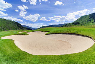 Castle Pines Golf Course Background Image 320px